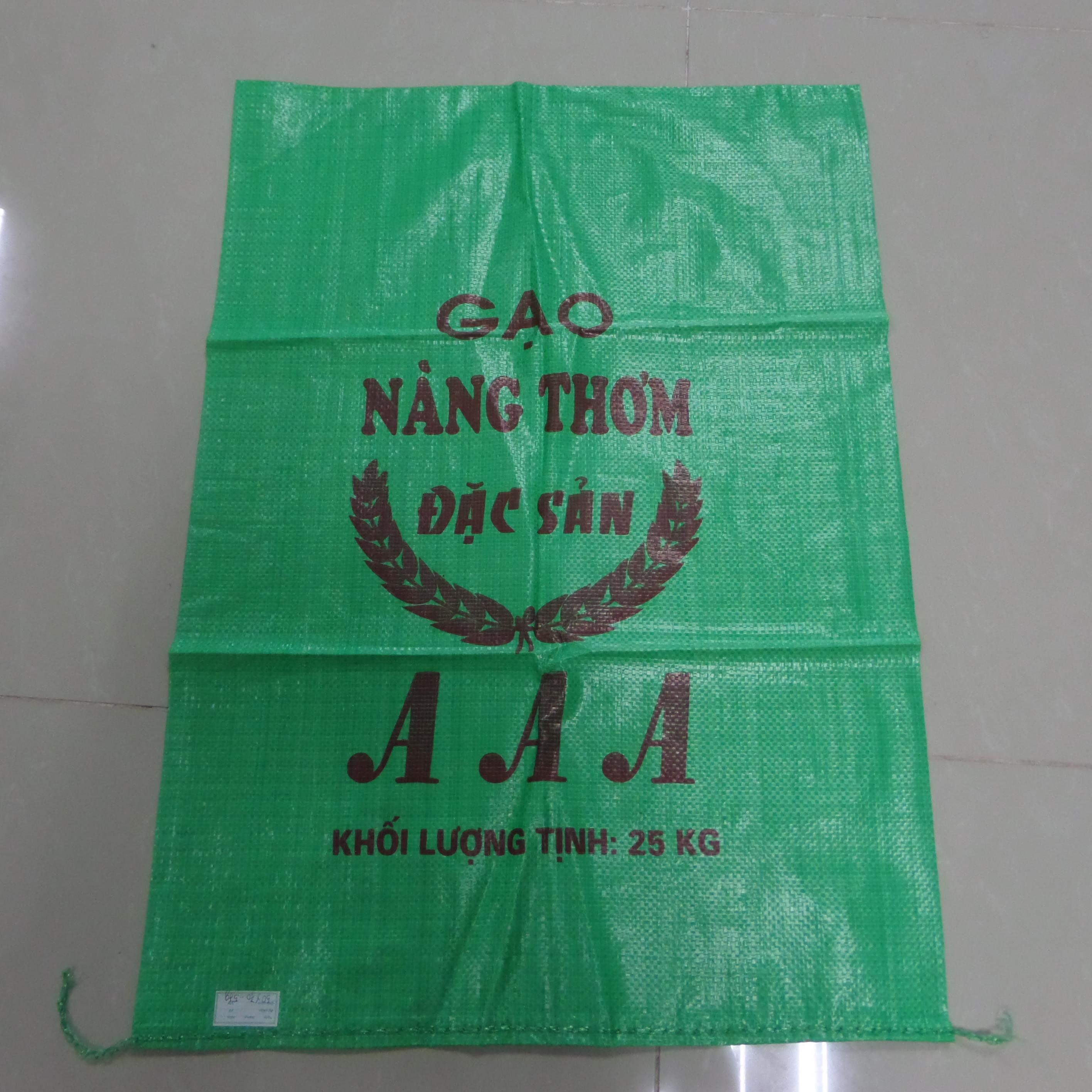 Bao Xanh Ngọc in 3A Nàng Thơm KT 50x70/57 (g/m2)