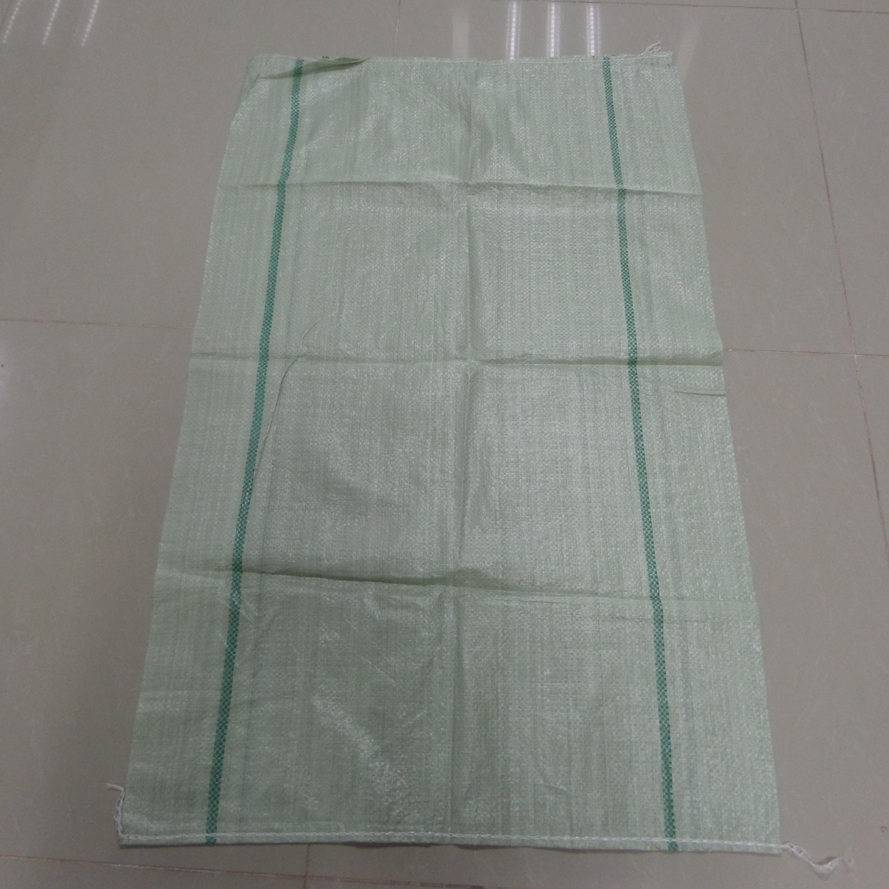Bao Trắng Sữa 2 dọc xanh KT 65x 105 /45 (g/m2)