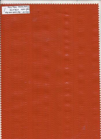 Bạt Xanh cam Đẹp Đinh lượng 170 g/ m2